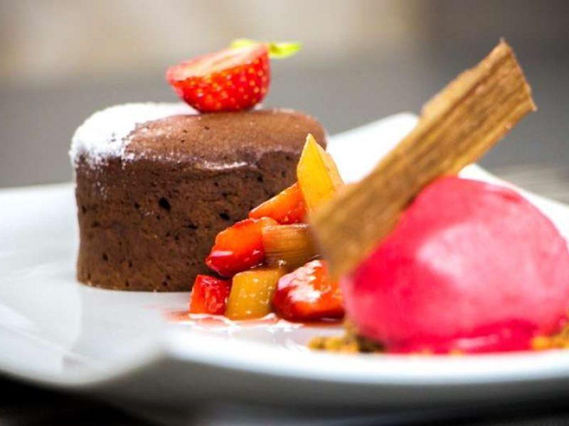 traiteur marseille dimitri fondant au chocolat