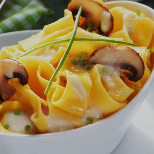 tagliatelles-champignons