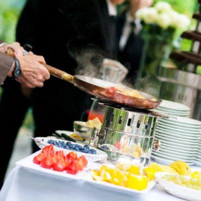 Buffets Dimitri Traiteur à Marseille prépare pour vous des buffets froids au chauds selon vos envies